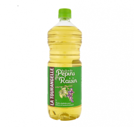 La Tourangelle 葡萄籽油 (1L)