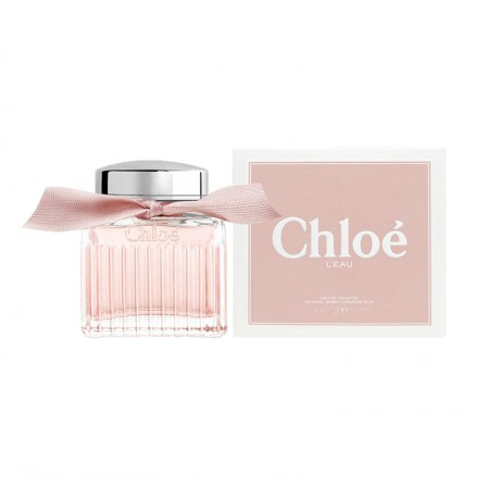 CHLOÉ L'EAU粉漾玫瑰女性淡香水